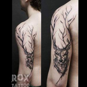#sketchstyletattoo #tattoosketch #tattoo #tattoos #tattooideas