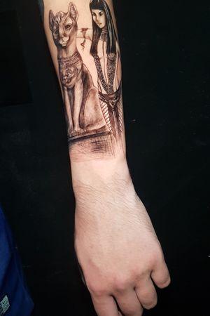 Deusa  egipsa