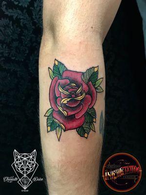 Rose. Original design by Darin blank.