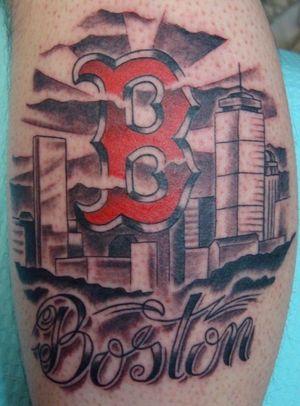 Boston tribute