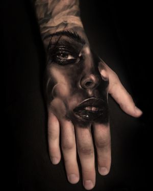 Tattoo from Tye Tremblay