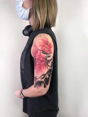 Tattoo from Yuki Zerkjad