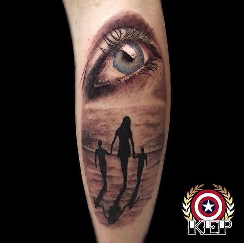 Tattoo from KEP tattoo