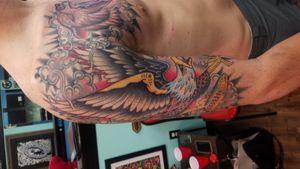 Tattoo from Dominik Cichowski