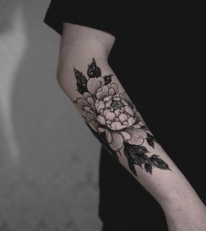 Tattoo from Arang Eleven