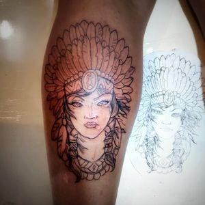 Tattoo by Tattooíon