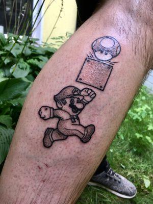 Tattoo from Gringo.Tattoos