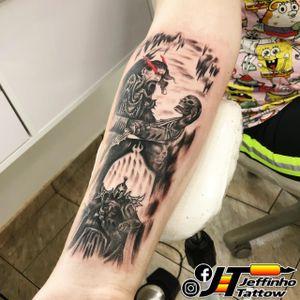 Tatuagem Hades