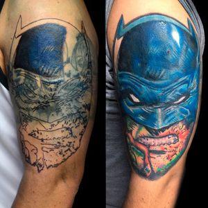 #batmantattoo #coveruptatoo #tatuagemcobertura
