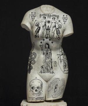 #tattooreference #tattoodesign #tattooidea #barcelonatattoo #valenciatattoo #tattoobarcelona #occult #emblema #science #mythology #etching #esoterica