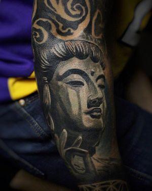 Tattoo by cristian rodriguez tattoos