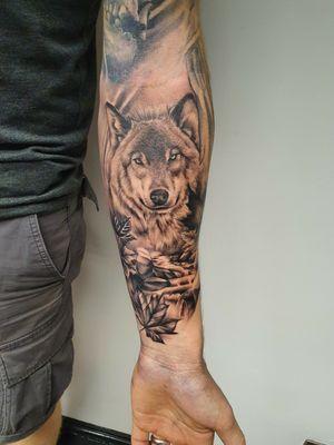 Wolf piece
