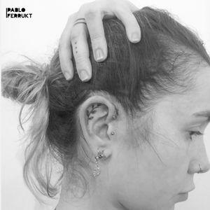 Ear tattoo done in oktober for @mona.valenti , thanks so much ! For appointments post lockdown write me a message, WhatsApp (link in bio) or an email to pabloferrukt@icloud.com #eartattoo . . . . #tattoo #tattoos #tat #ink #inked #tattooed #tattoist #art #design #instaart #thinlinetattoo #smalltattoos #tatted #instatattoo #dotwork #tatts #tats #amazingink #friedrichshain #inkedup #berlin #berlintattoo #eartattoos #smalltattoos #berlintattoos #dotwork #delicatedtattoo #tattooberlin #smalltattoo