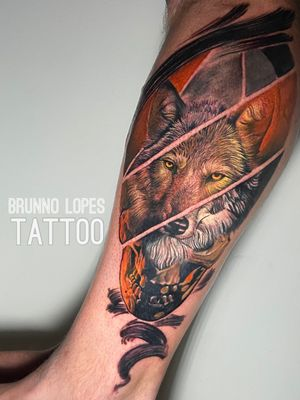 Tattoo by: Brunno lopes