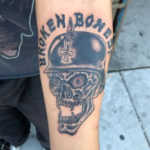 Tattoo by Por Vida Tattoo