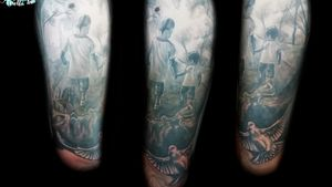 Tattoo from Lia Li Thium
