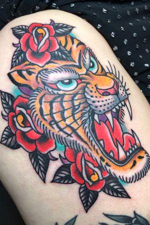 Tattoo by Hot Stuff Tattoo