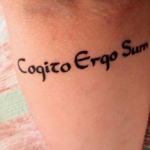 Cogito Ergo Sum Descartes Philosophy