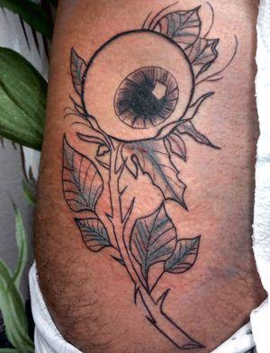 Flower EyeBall