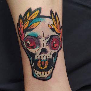 Hades skull