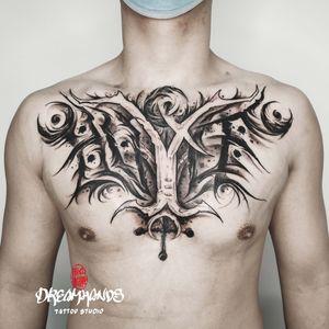 Tattoo from Xu Han