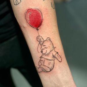 #Winniethepooh #balloon