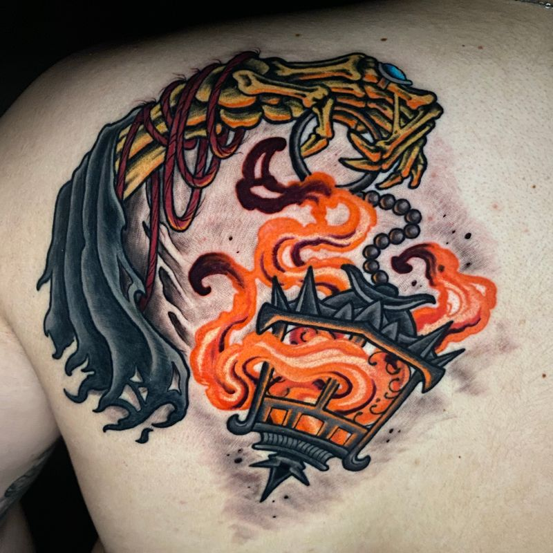 Tattoo from Journeybypain