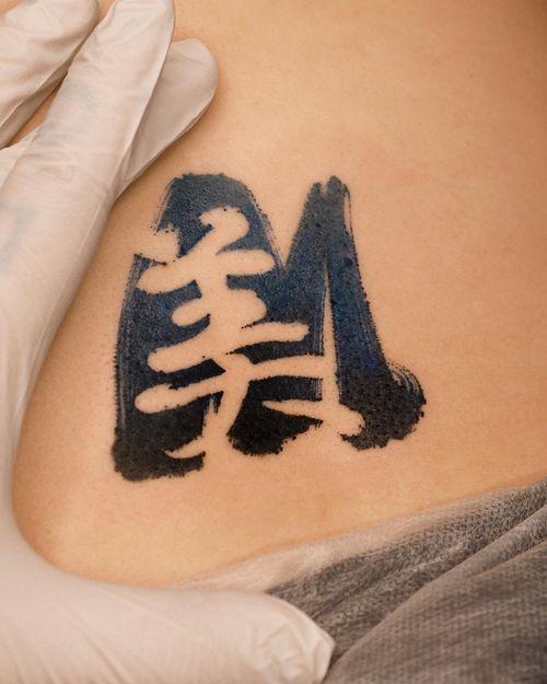 Oriental paint