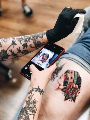 Tattoo by Old Soul Tattoo Studio
