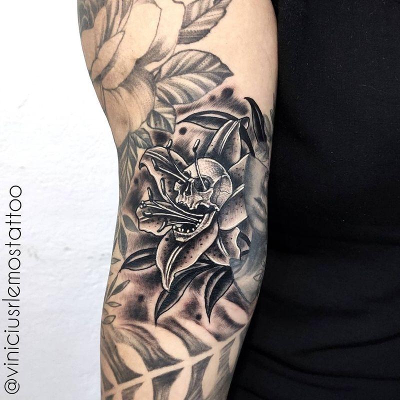 Tattoo from vinicius rafael lemos
