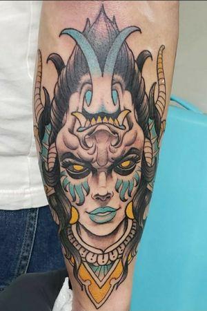 #flipface #dobleface #lady #demon
