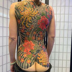 Tattoo by Sunset Tattoo