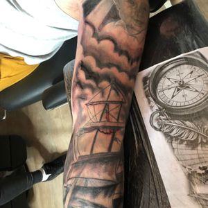 Tattoo by Tattooshop la vallee
