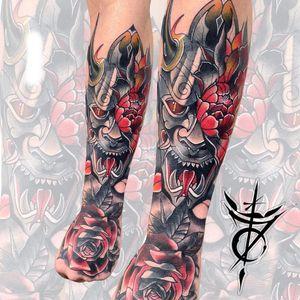 Tattoo by Hammersmith Tattoo London