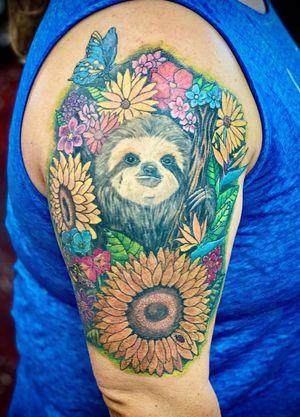 Hidden Sloth