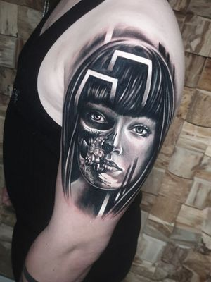 Tattoo from Marek Unfamous Haras