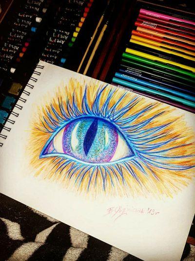 Peacock eye #peacock #eye #color