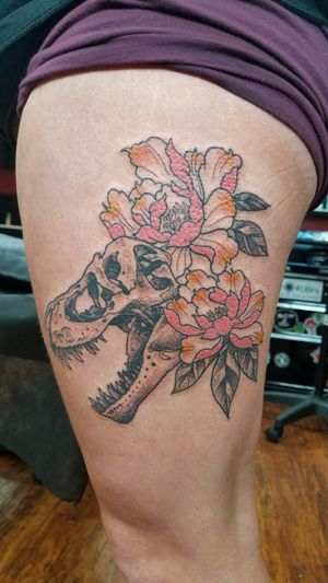Tattoo from Spike Moore