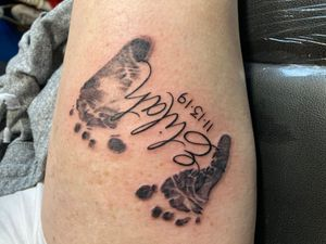 Tattoo from Casie InKrazy