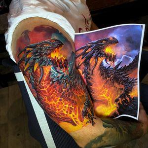 Tattoodo @tattoodo #lithuanianirons #worldfamousink #worldfamoustattooink #worldfamousforever #realismtattoo #realistic #tattoomarket #tattoodo #tattooartist #tattoostyle #tattooed #ink #татумастер #tattoolovers #tattooistartmag #inkedmag #tattoorealistic #татуировки #sullen #radtattoos