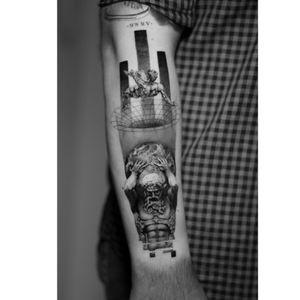 •TO BE• La pesantezza dell'essere . . . #mywavemyvision #mwmv #tattoodo