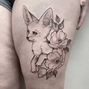 Tattoo from Katarina Mermay