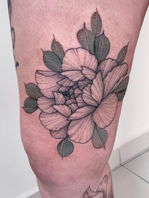 Tattoo from Nora Ink