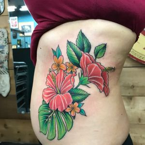 Tattoo from Miami Ink - Love Hate Tattoos