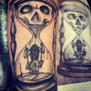 Tattoo from Steve Morgan Daley