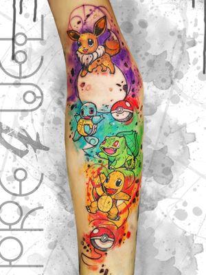 ~ Watercolor Pokémon ???