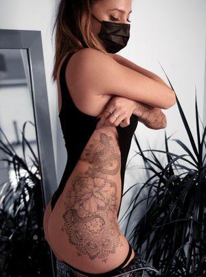 Tattoo from Sashatattooing