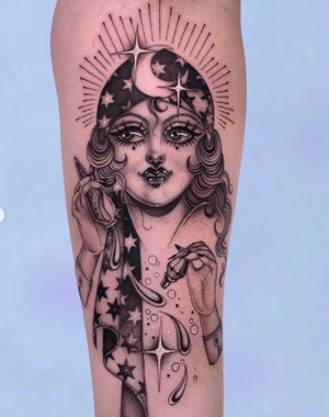 Tattoo by Sara Rosa Corazon #SaraRosaCorazon