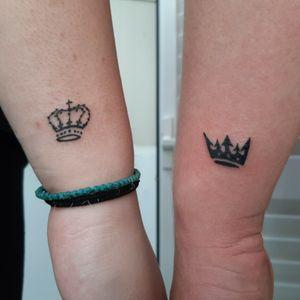 Matching tatts