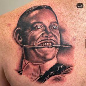 Gomez from Philadelphia tattoo collective
